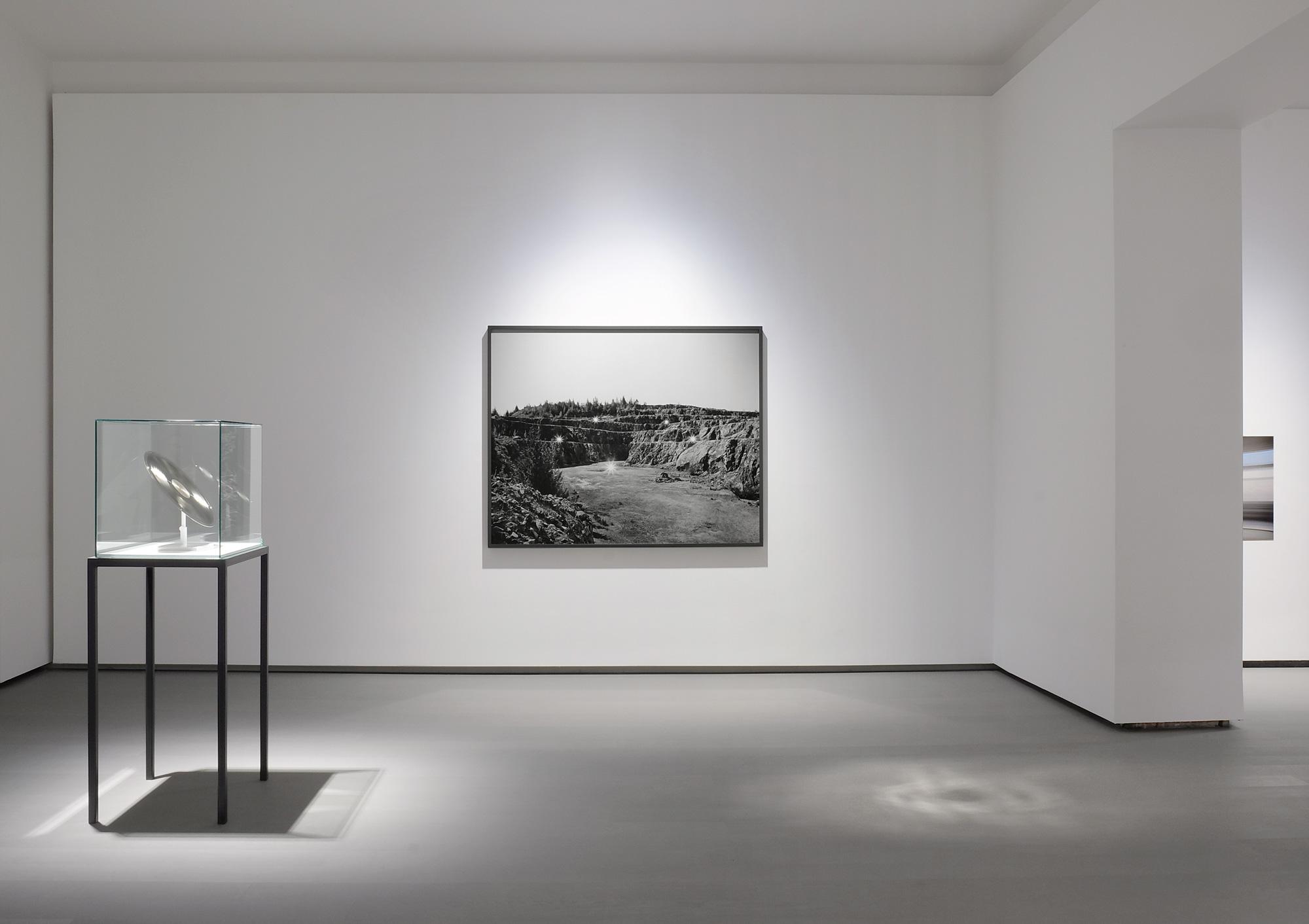 Stellar Spectra Exhibition View REITER Galerie, Berlin / 2017