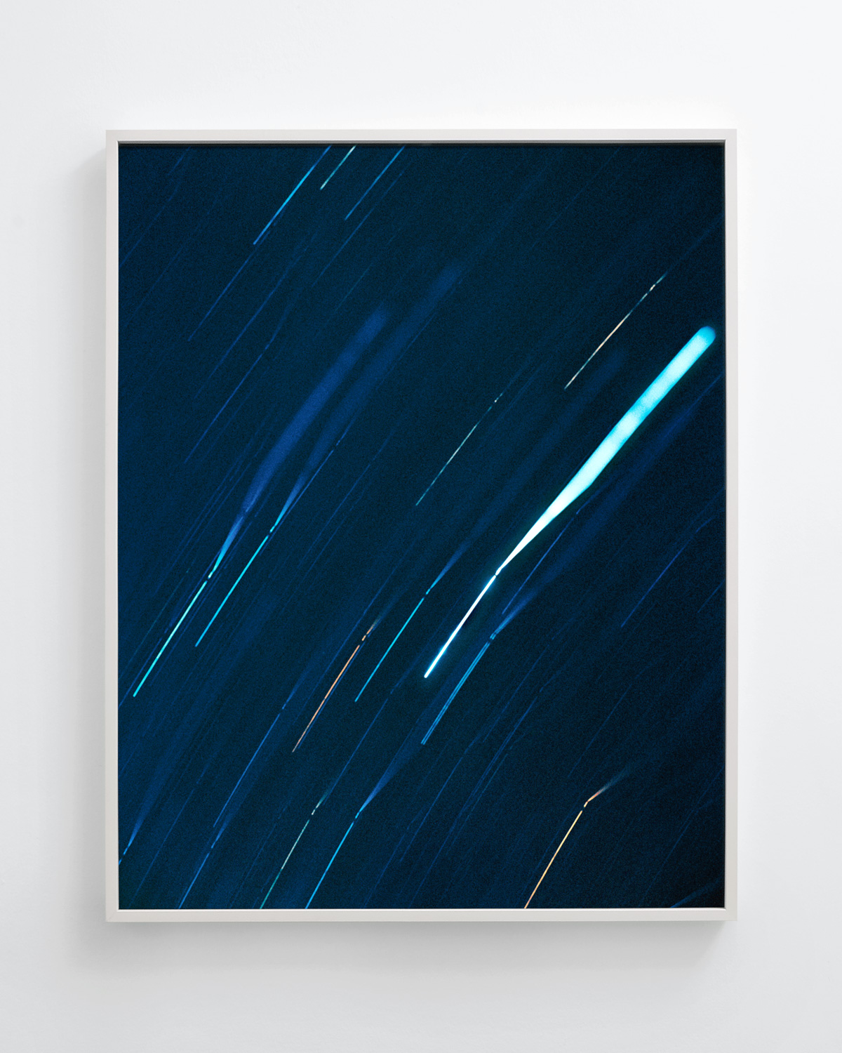 Fade In (Starlight Drawing), 2017 Lightjet Print 40 x 32 inches