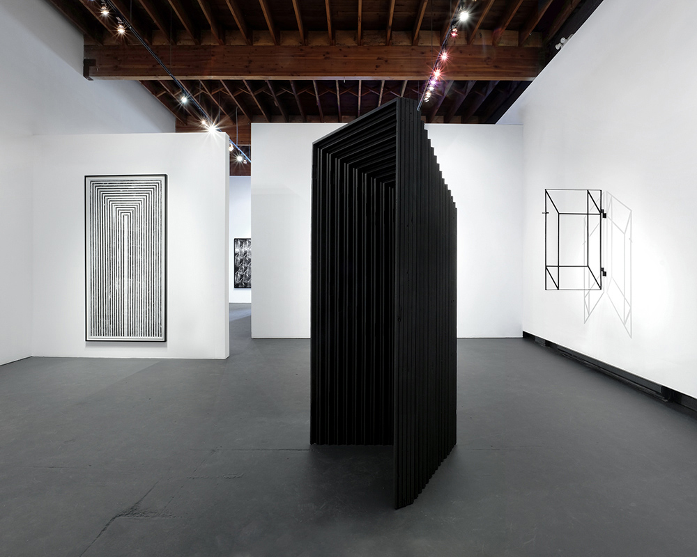 Vanishing Point, 2015 Exhibition View Gallery Jones, Vancouver